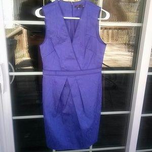 Vera Wang Stunning Sleeveless Sheath Dress